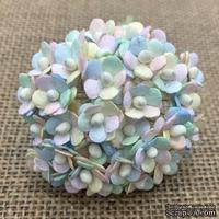 Цветочки  Sweetheart, пастельное ассорти, 10мм, 10 шт.