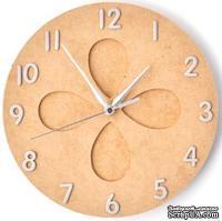Часы для декорирования Round Clock от Kaisercraft, размер:  22,8 см, 1 шт.