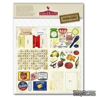 Набор наклеек Farm House - Country Kitchen Stickers