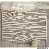 Чипборд ScrapBox - Текстура дерева №2