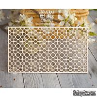Чипборд ScrapBox - Арабская сетка Hb-010