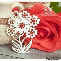 Чипборд Scrapbox - Цветы Hf-052