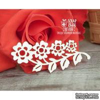 Чипборд Scrapbox - Цветы Hf-056