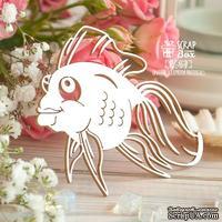 Чипборд ScrapBox - Золотая рыбка Hf-164