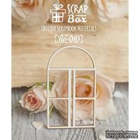 Чипборд ScrapBox - Окно маленькое