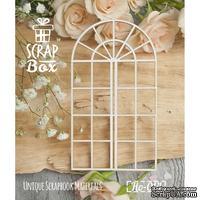 Чипборд ScrapBox - Окно большое