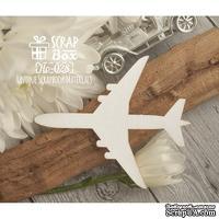 Чипборд ScrapBox - Самолет №1