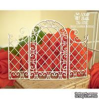 Чипборд ScrapBox - Ажурные ворота Ho-036