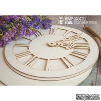 Основа для альбома ScrapBox в форме часов (6 шт.) Os-031
