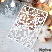 Чипборд ScrapBox - Карточка Project Life PL-058