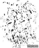 Штамп от Spellbinders - Rain Drops