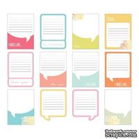 Карточки для журналинга Studio Calico - Sundrifter Journal Cards - ScrapUA.com