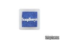 Пигментные чернила от Scrapberry's -Мерцающий небесно-голубой