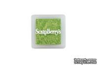 Пигментные чернила от Scrapberry's -Мерцающий нефрит