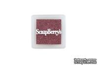 Пигментные чернила от Scrapberry's -Мерцающий сливовый