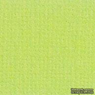 Кардсток текстурный салатовый, 30,5*30,5 см, 216 гр/м SCB172312107