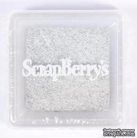 Пигментные чернила металлик 2,5x2,5 см СЕРЕБР0 SCB 21020001