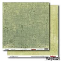 Бумага для скрапбукинга от Scrapberry's, 30х30см, Учебники