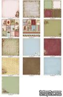 Набор бумаги для скрапбукинга Время Чудес, 30,5х30,5 см, 13 листов от ScrapBerry's - Время чудес