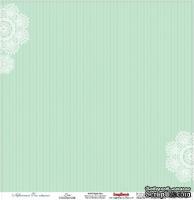 Лист бумаги для скрапбукинга от ScrapBerry's - Сладости -  Кружево