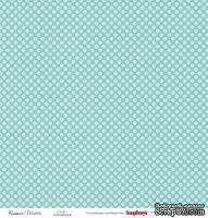 Лист бумаги для скрапбукинга от ScrapBerry's - Летняя Радость - Цветущая лоза, 30,5 х 30,5 см, 1 шт.