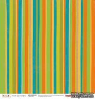 Бумага для скрапбукинга от ScrapBerry's - Басик - Какой чудесный день, 30,5х30,5 см, 190 гр/м, двусторонняя, 1 лист