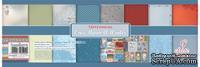 Набор бумаги от Scrapberry's - Однажды зимой, 30,5х30,5 см, 180 гр/м, 9 листов