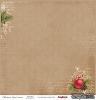 Лист бумаги от Scrapberry's - Карнавал - Ночь перед Рождеством, ScrapBerry's, 30x30 см