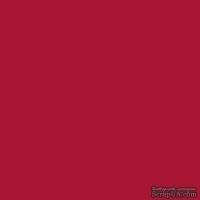 Лист вспененного материала от ScrapBerry's, А4, 0,5мм, красный, 1 шт.
