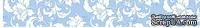 Бумажный скотч с принтом от Scrapberry's -  Зима. Зимние узоры, 15мм x 8м
