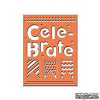 Ножи от Spellbinders – Cele-brate Plate, Celebrations