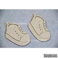 Чипборд Scrapiniec - Обувь кеды на платформе