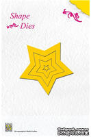 Лезвие Nellie Snellen Shape Dies - 5 Point Star - ScrapUA.com