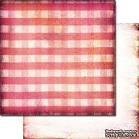 Лист скрапбумаги от 7 Dots Studio - Domestic Goddess - Overused Tablecloth