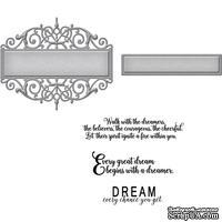 Ножи + штампы от Spellbinders - Beautiful Dreamer
