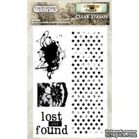 Акриловые штампы от 7 Dots Studio от 7 Dots Studio - Lost and Found - Clear Stamp Set, 10,1x15,2 см