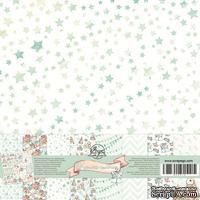 Набор скрапбумаги от ScrapEgo - Крошка-сыночек, 20х20см