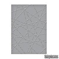 Папка для тиснения от Spellbinders - Lazor Beams 5 x 7
