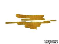 Кракелюрный лак-акцент от ScrapEgo - Шафран, цвет оранжевый
