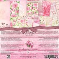 "Набор бумаги от ScrapEgo - ""Навстречу мечте"", 10 листов"