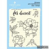 "Набор штампов от Cherrylana - ""For dearest"""