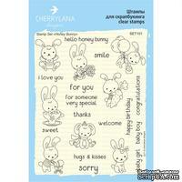 """Набор штампов от Cherrylana - """"Honey Bunny"""""""