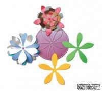 Лезвие Stacker Flower 3 от Cheery Lynn Designs
