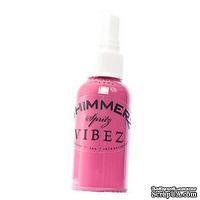 Краска-спрей Shimmerz - Vibez - Razzeldazzel Berry