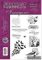 Набор резиновых штампов от Crafter's Companion - Time To Dream, 11 шт.