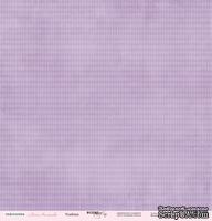 Лист односторонней бумаги от Scrapmir - Ромбики - Наша Малышка, 30x30см