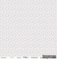 Лист односторонней бумаги от Scrapmir - Булавочка - Baby Boy, 30х30 см