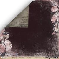 Лист двусторонней бумаги от Scrapmir Букет Цветов - Charming (Очарование), 30x30 см