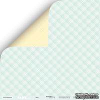 Лист двусторонней бумаги от Scrapmir - Baby - Smile Baby, 30x30см