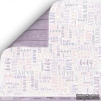 Лист двусторонней бумаги от Scrapmir - Принцесса - Daddy's Princess, 30x30 см
